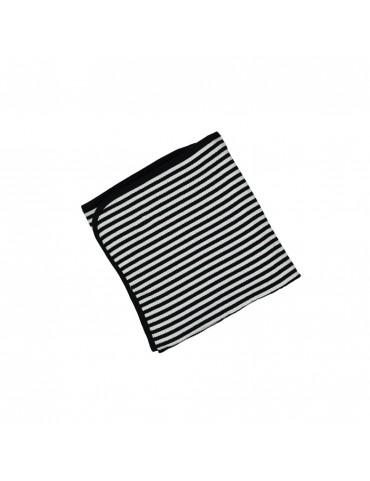 Ribbed Blanket-Stripes
