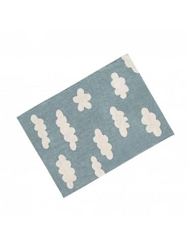 Cloud Carpet-Blue